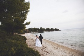 A fall wedding in Nikiti - Halkidiki Special Events